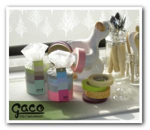 『雑貨gaco』へようこそ