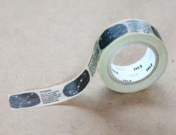 画像1: mt-kidsマスキング(宇宙テープ・星座) (1)