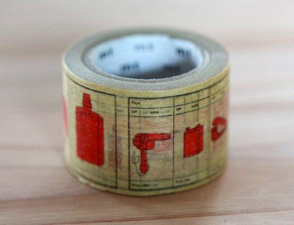 画像1: mt フィリップ・ワイズベッカー red (1)